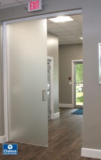 Bohle sliding glass door