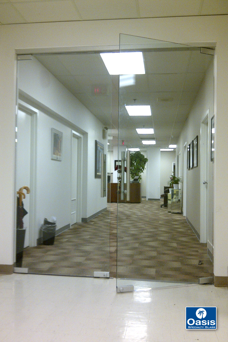 Specialty Flooring Systems : All glass entry systems interior office doors oasis