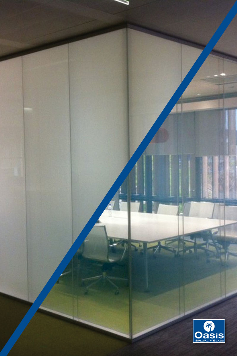 switchable privacy glass oasis specialty glass boston, ma Smart Glass Windows for Home switchable privacy glass