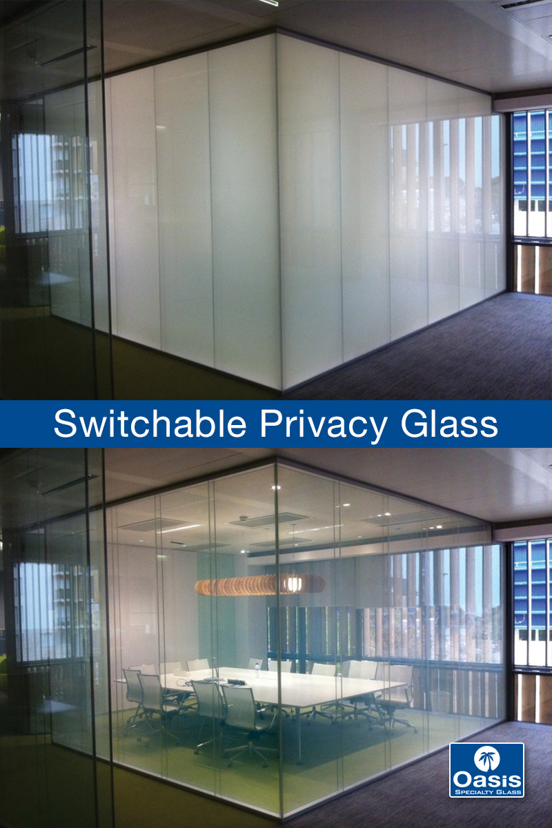 Switchable Privacy Glass Oasis Specialty Glass Boston Ma