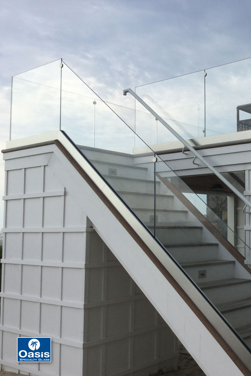 Glass Railings And Banisters Oasis Specialty Glass