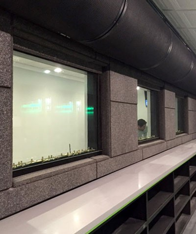 Bullet Proof Windows Cost >> Does Your Business Need Bullet-Resistant Glass? | Oasis ...